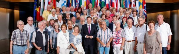 Senioren Union aus Bremerhaven und dem Landkreis Cuxhaven zu Gast in Straßburg