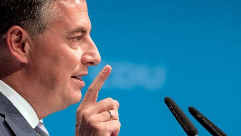 """NOZ: Nach dem G7-Eklat Ausschusschef McAllister: """"Die EU muss mehr Verantwortung übernehmen"""""""