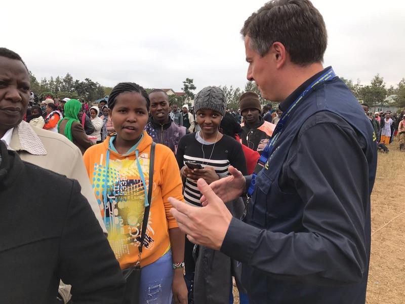Cuxhavener Nachrichten: McAllister als Wahlbeobachter in Kenia