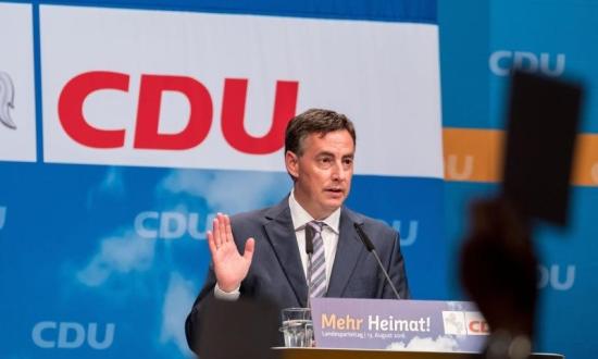 """WZ: David McAllister: """"An Europa werden die Groko-Gespräche nicht scheitern"""""""