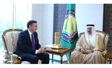 BNA: GCC Chief meets EU delegation