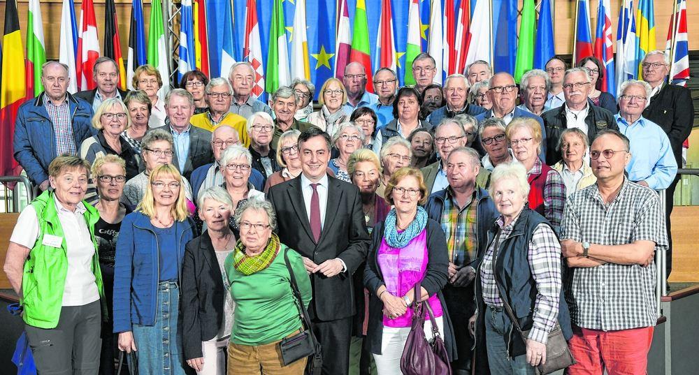 Weser Kurier: Senioren-Union besucht Europaparlament