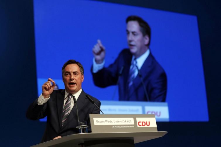 """Deutschlandfunk : """"Die EU ist mehr als ein Binnenmarkt, sie ist eine Wertegemeinschaft"""""""