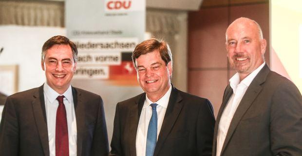 Weser Kurier: CDU-Parteitag in Grasberg – Warnung vor Populisten und Radikalen
