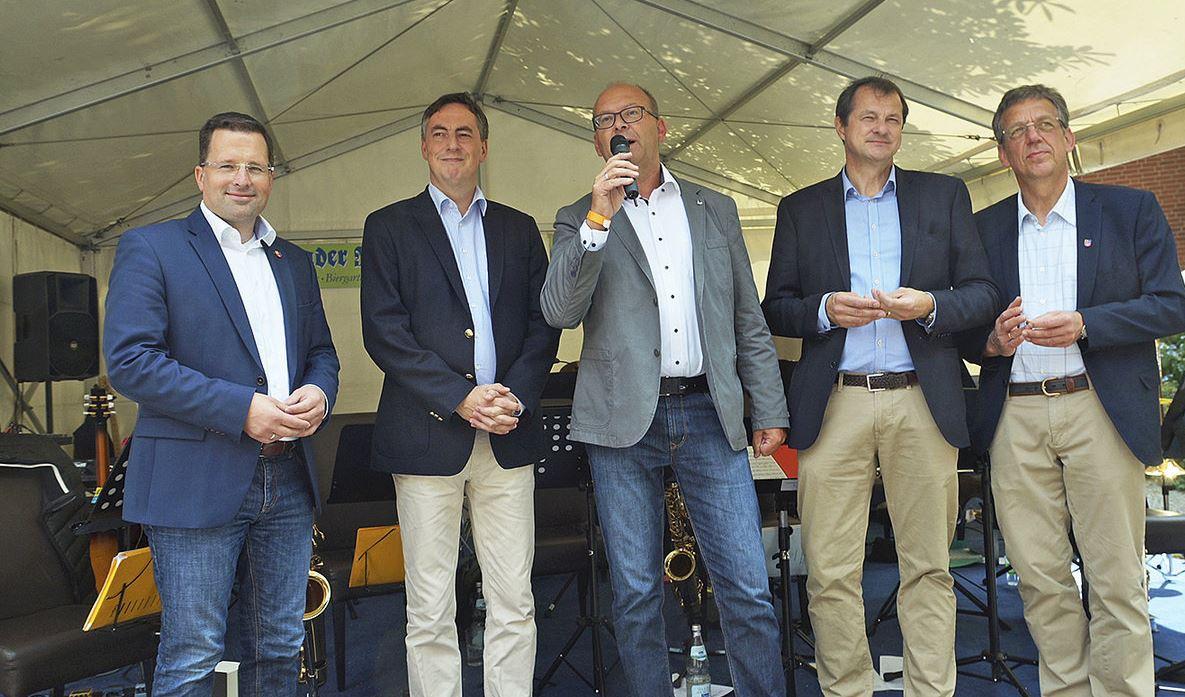 Kreiszeitung-Wochenblatt: CDU feiert Sommerfest mit McAllister