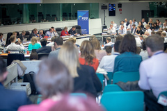Political Assembly unveils EPP Congress preparations and opens the Spitzenkandidat application procedure; adopts resolution on Libya