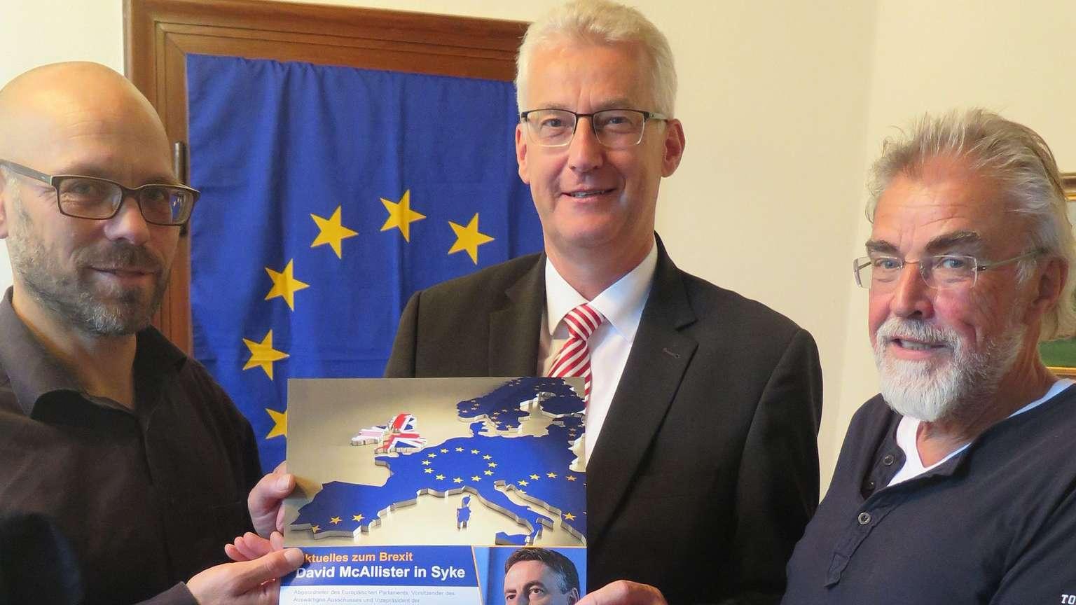 Kreiszeitung: Landkreis und Europa-Union wollen Begeisterung für Europa wecken