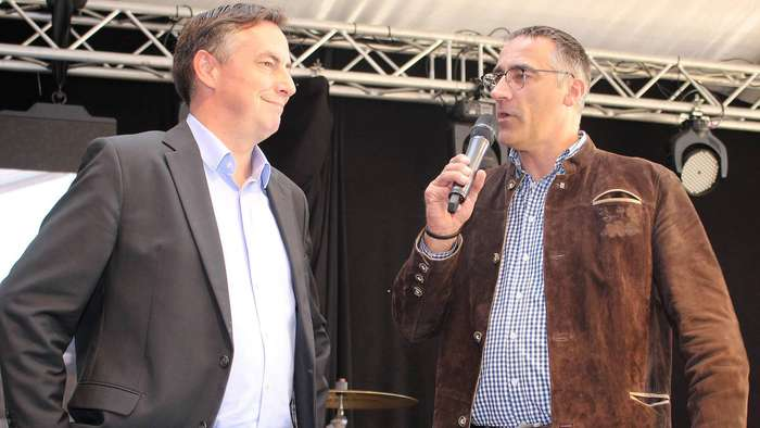 Kreiszeitung: David McAllister zum Brexit, dem Kleinklein in der Europapolitik und Migrationsfragen