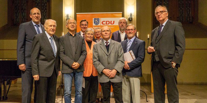 Weser-ITH News: McAllister in der Schlosskapelle Bevern: Europa stärken heißt Deutschland stärken
