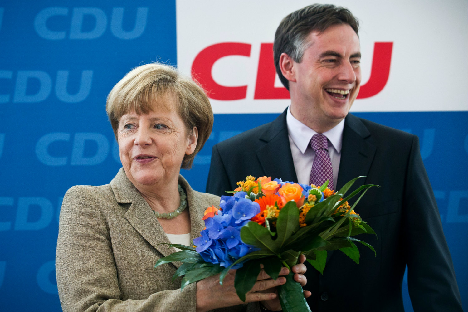The Local: 'Merkel appreciates Feierabend': CDU Scot gives the inside scoop