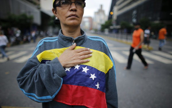 Pressemitteilung: Venezuela: Parlament erkennt Juan Guaidó als Interimspräsdenten an